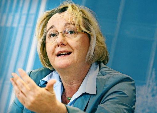 Wissenschaftsministerin Theresia Bauer (Grüne) Foto: dpa