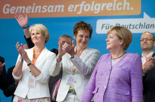 Merkel macht Anja Karliczek zur neuen Bildungsministerin