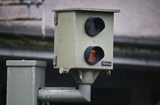 Falsch installierte Blitzer werden abgeschaltet