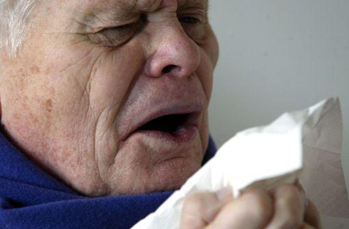 Alter schützt vor Heuschnupfen nicht