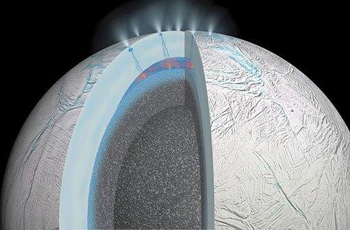 Forscherteam: Hier sprudelt heißes Wasser