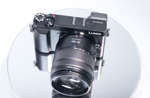 Panasonic GX80 - Videoansicht