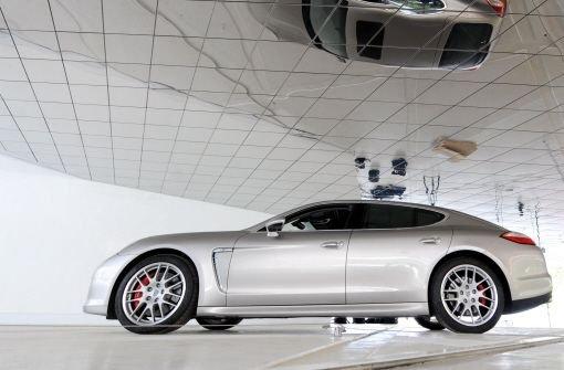 Porsche kann Umsatz steigern