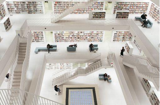 Stadtbibliothek schließt für eine Woche