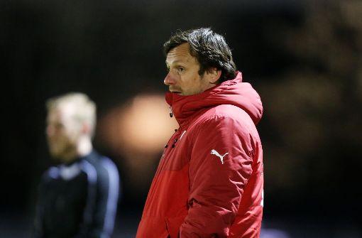 VfB und Kickers spielen 1:1