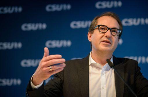 CSU-Politiker wertet Klagen gegen Asylbescheide als Sabotage