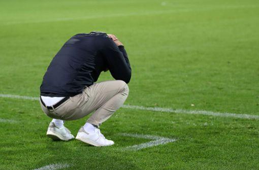 Tedesco: Trainer auf Abruf?