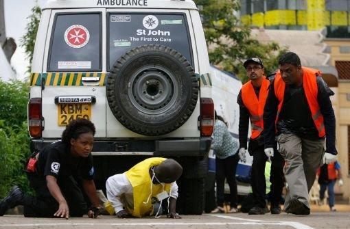 Geiseldrama in Nairobi beendet