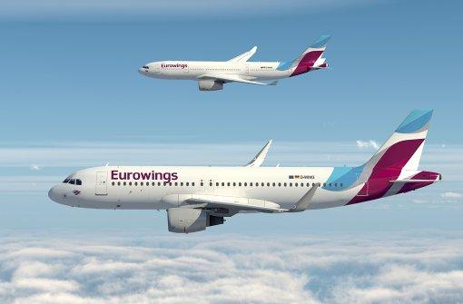 Eurowings-Pilot lässt Passagiere am Flughafen stehen