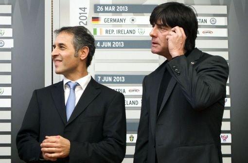 DFB-Team startet gegen Färöer