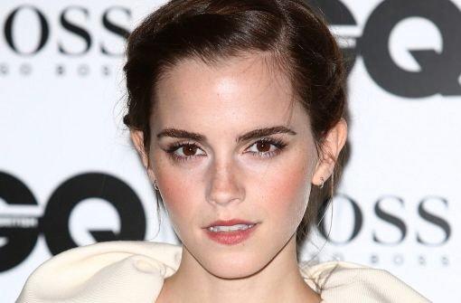 Emma Watson stiehlt Männern die Schau