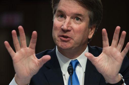 Trumps Richter versinkt im Chaos