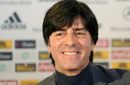 Joachim Löw wird 50 Jahre