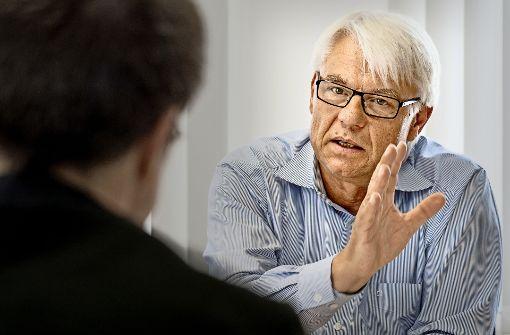 Klaus Andersen sieht die Gemeinde intensiv beteiligt. Foto: factum/Weise