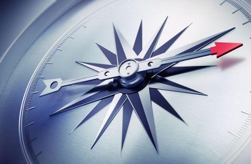 Einen Kompass, im moralischen Sinne, sollten Lehrer ihren Schülern an die Hand geben können. Foto: AdobeStock