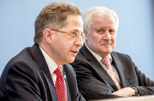 Verfassungsschutzchef Maaßen muss Innenminister Seehofer am Montag Erklärungen für seine Äußerungen zu Chemnitz geben. Foto: dpa