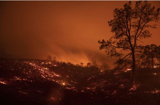 Waldbrände fordern weiteres Todesopfer