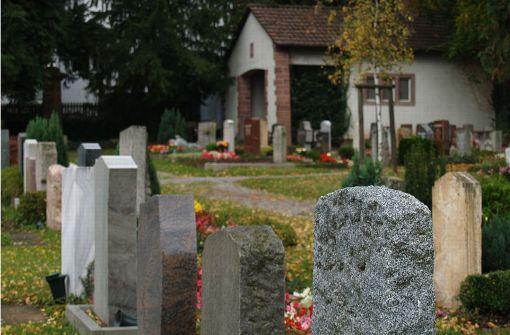 Unappetitliche Funde auf dem Friedhofsparkplatz
