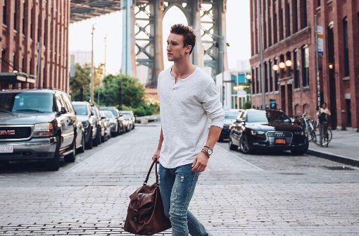 Stuttgarter gehört zur Spitze der Mode-Blogger