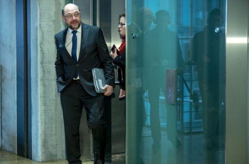 """SPD verwendet Begriff """"Koalition"""" in Info-Papier"""