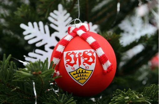 So haben die VfB-Profis Weihnachten gefeiert