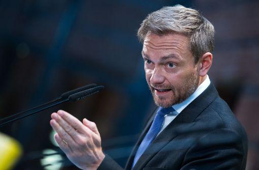 Lindner: Keine Jamaika-Verhandlungen nach Neuwahl