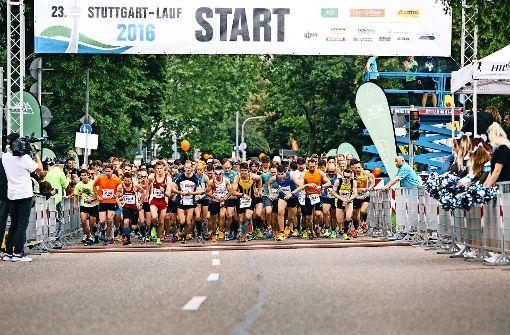 Stuttgart-Lauf wird ein heißes Vergnügen