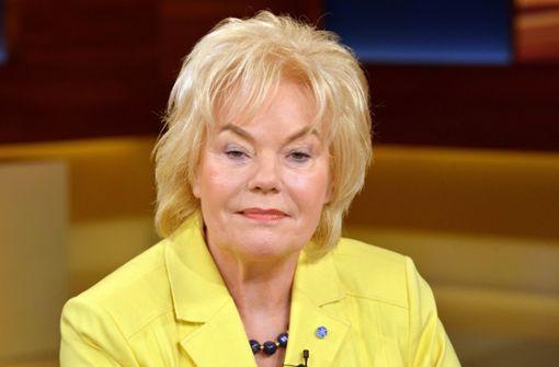 Ex-CDU-Abgeordnete Steinbach nimmt Satire für bare Münze