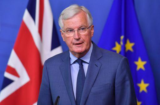 """""""Risiko eines ungeordneten Brexits noch nie so hoch"""""""
