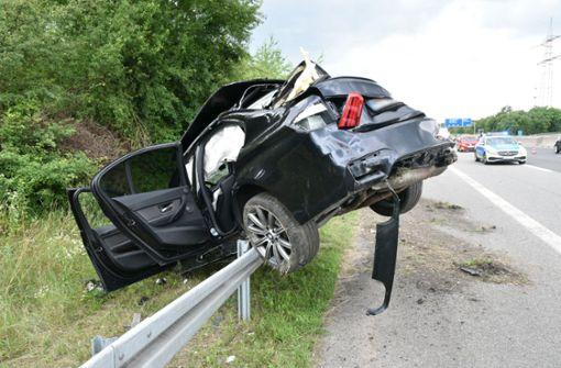 18-Jähriger bei illegalem Autorennen verletzt