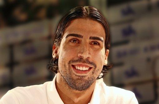Sami Khedira holt auch Rüdiger