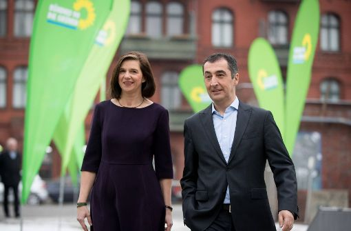 Özdemir und Göring-Eckardt gehen ins Rennen
