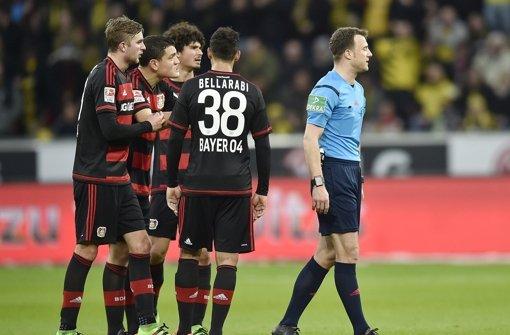 Eklat um Bayer-Coach – BVB unbeeindruckt
