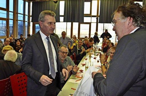 Baden-Württemberg soll sich am FC Bayern orientieren