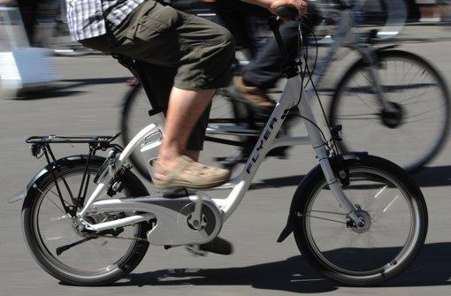 Geht es nach dem Willen der CDU sollen Radfahrer einen Beitrag zum Radwegebau leisten. Foto: dpa