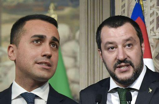 Die Angst vor den Populisten in Rom