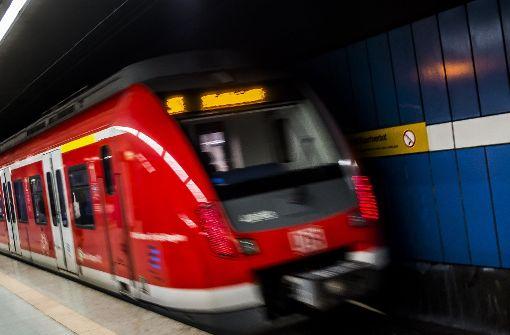 Verspätungen  bei allen S-Bahn-Linien