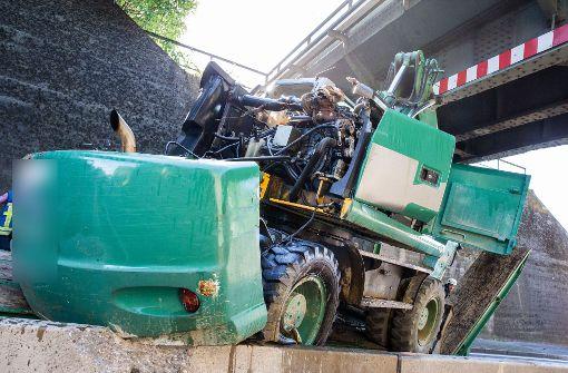 Brückeneinbau: Die B 14 wird gesperrt