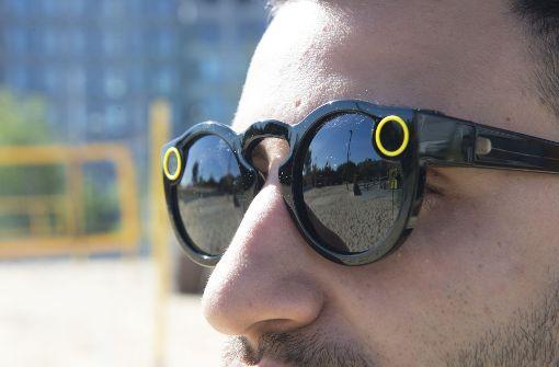 Kamera-Brille jetzt auch in Deutschland erhältlich