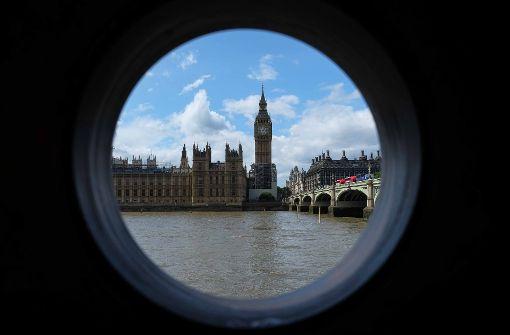 Big Ben schlägt zum letzten Mal
