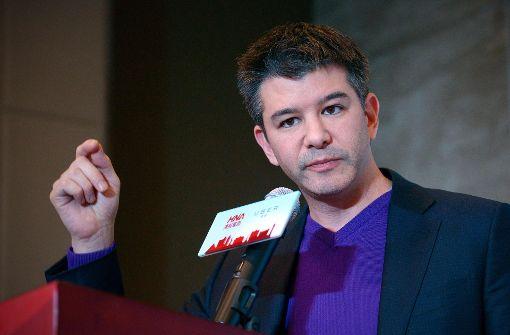 Uber-Chef Travis Kalanick tritt zurück