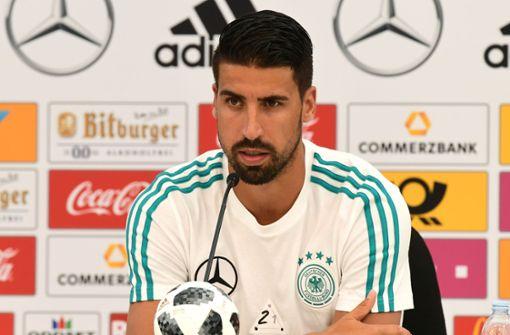 Sami Khedira untermauert Anspruch auf Stammplatz