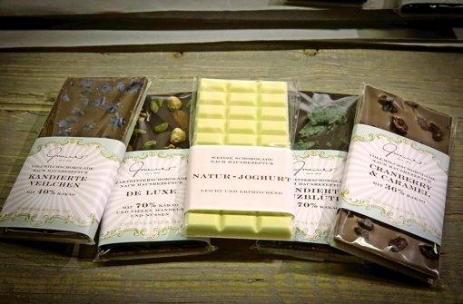 Stuttgart ist scharf auf Schokolade