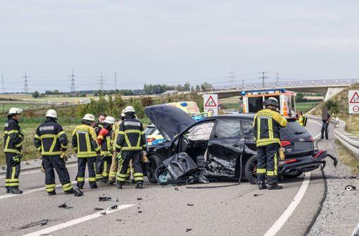Der Schaden durch den Unfall wird auf rund 100.000 Euro geschätzt. Foto: SDMG