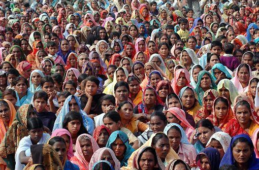 Weltbevölkerung wächst langsamer