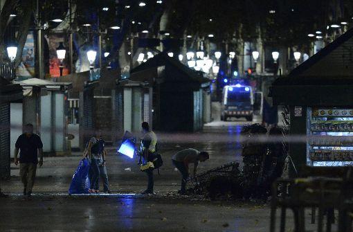 Polizei nimmt dritten Verdächtigen fest