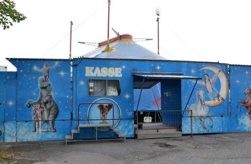 Peta stellt Strafanzeige gegen Zirkus