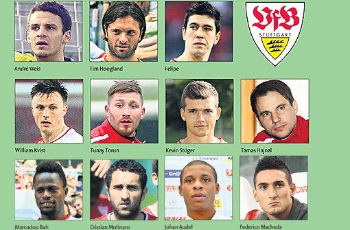 Elf VfB-Profis sollen gehen –  mindestens