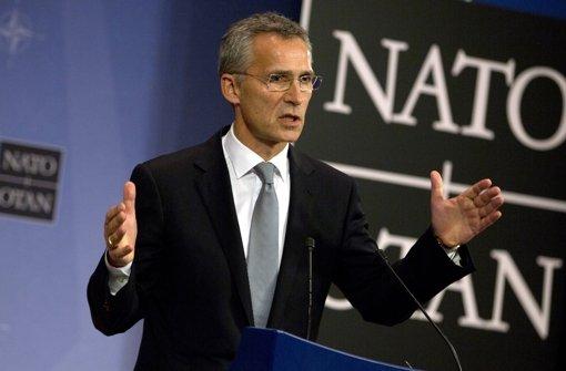 Nato stärkt der Türkei den Rücken