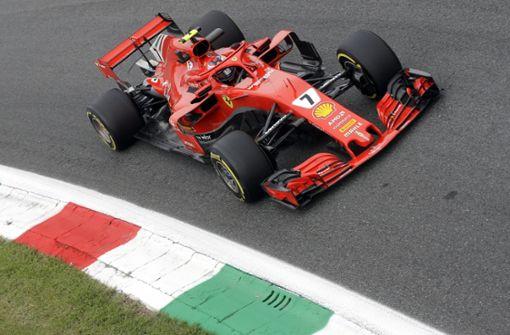 Italien sucht den Super-Fahrer